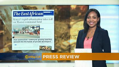 Press Review of August 2, 2016 [The Morning Call]