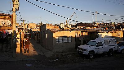 Johannesburg slum dwellers say election campaign message is a repeated script