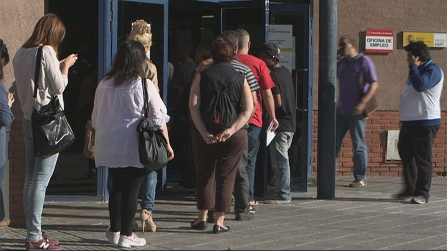 Espanha: Descida da taxa de desemprego no mês de julho