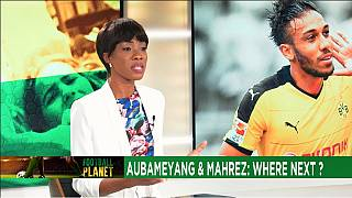 Where next for Aubameyang and Mahrez, Olympics football & more on this week's Football Planet