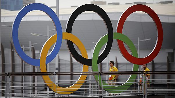 Olympic Games tainted by political activity