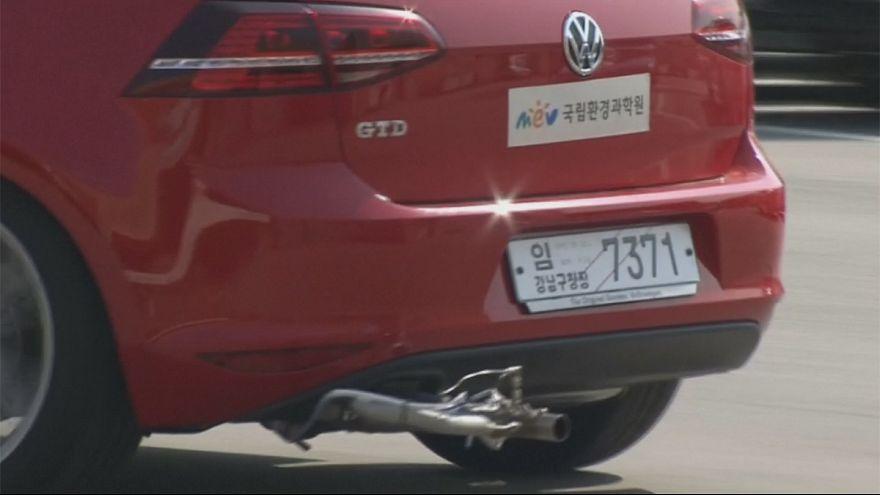 Corea del Sur prohibe la venta de ochenta modelos de Volkswagen en el país