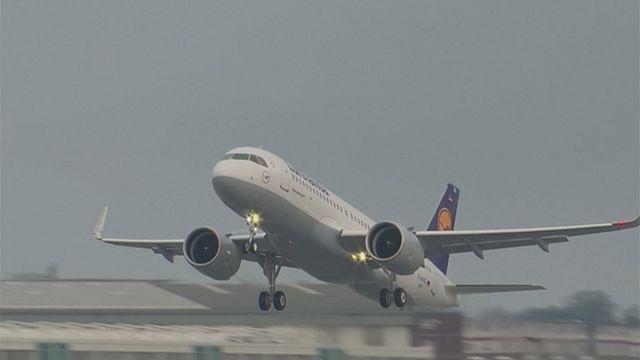 Lufthansa ухудшает прогнозы на этот год