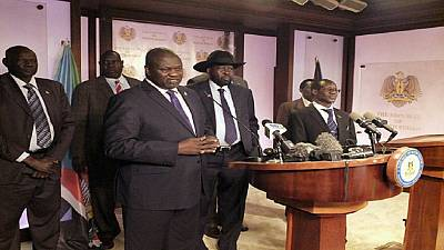 Machar's troops threaten to attack Juba as fresh fighting breaks out in South Sudan
