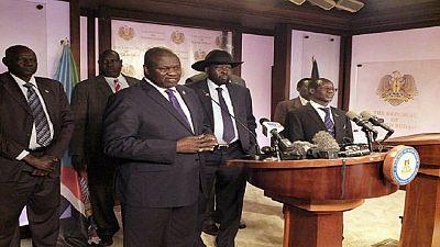 Les hommes de Machar menacent d'attaquer Juba