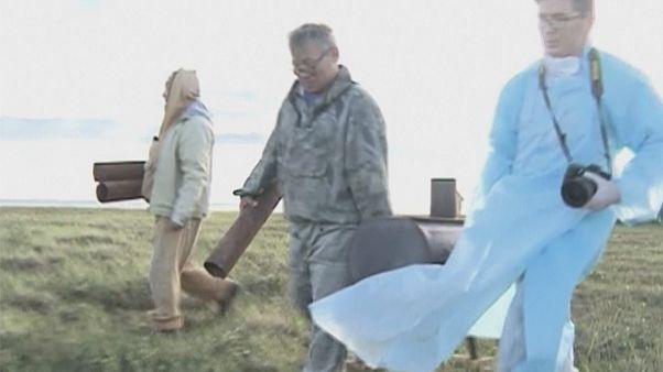 La Sibérie fait face à une épidémie d'anthrax