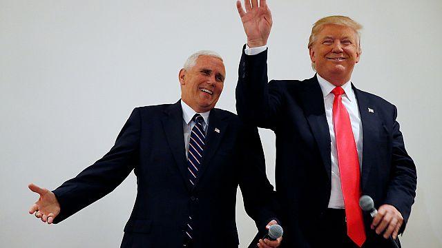 Майк Пенс встал на защиту Дональда Трампа