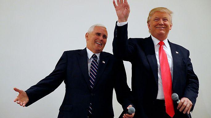 Cumhuriyetçiler Trump aleyhinde soru soran bir kadını yuhaladı