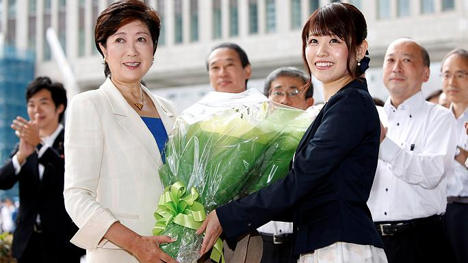 Japan is slowly closing the gender gap