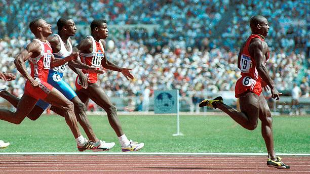 Five Olympic moments that shocked the world