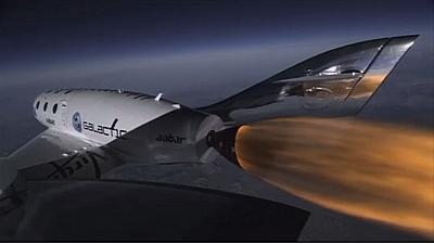 Virgin Galactic closer to reality