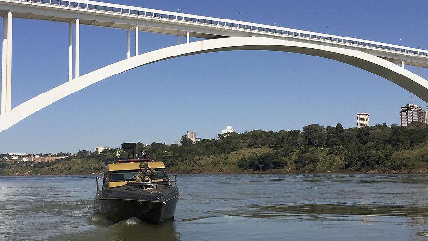 Rio 2016: rafforzata sicurezza alla frontiera fra Brasile, Paraguay e Argentina