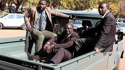 Two more veterans arrested by Zimbabwe police