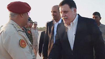 Libye : le premier ministre en visite à Misrata