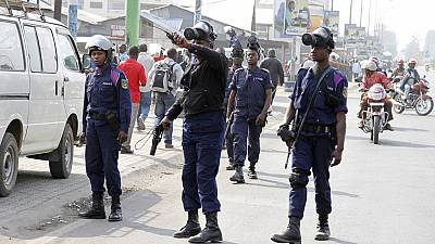 DRC opposition supporters clash with police after one killed
