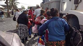 Cape Verde evacuates 300 for fears of volcanic eruption