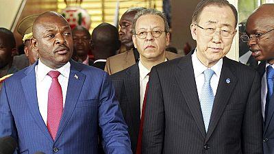 Le Burundi ne veut pas de policiers onusiens sur son sol