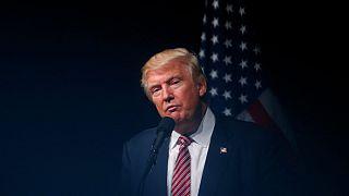 """Trump, sobre los refugiados: """"¿Qué salió mal, Angela?"""""""