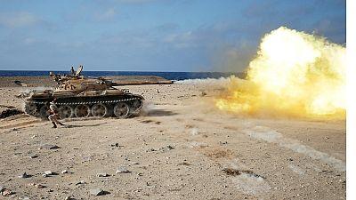 Libye : les combats se poursuivent dans la ville de Syrte