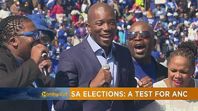 Scrutin test pour l'ANC en Afrique du sud [The Morning Call]