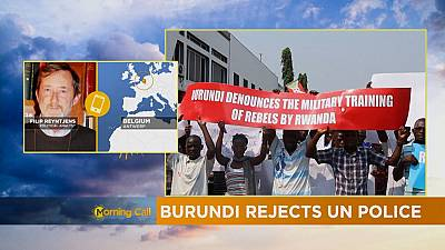 Burundi : la résolution de l'ONU rejetée [The Morning Call]
