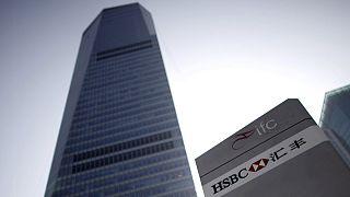 Fort recul du bénéfice de HSBC au premier semestre