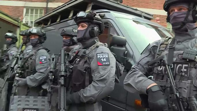 Londra'da teröre karşı üst seviye güvenlik önlemleri