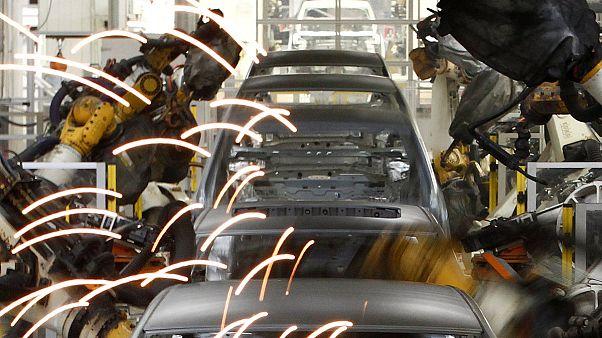 Eurozone: Industrie mit moderatem Wachstum