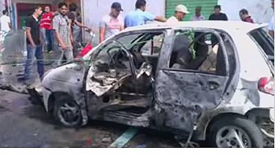 Libya: 22 killed in Benghazi car bomb