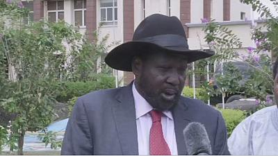South Sudan's president fires 6 ministers allied to Machar