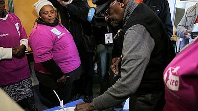 Municipales sud-africaines : Zuma a voté dans village à Nkandla
