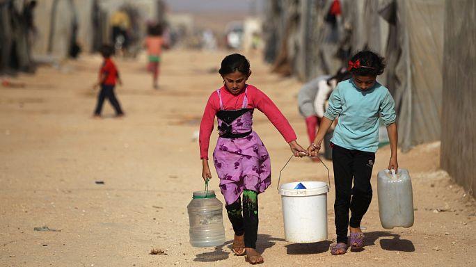 Bir milyon Suriyeli mülteci çocuk eğitim imkanından yoksun