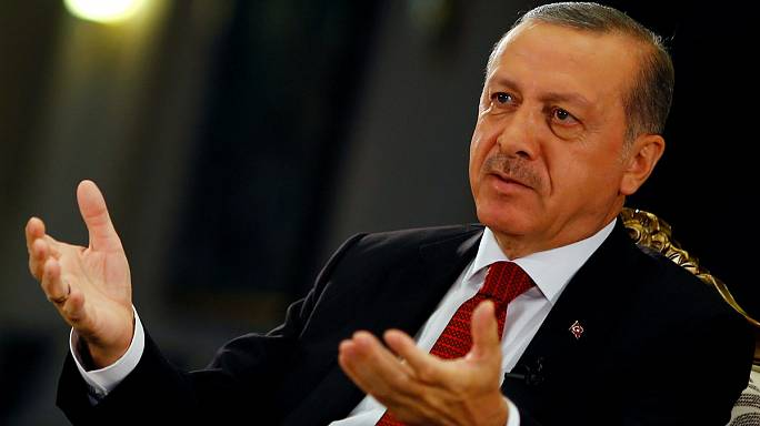 """Эрдоган извинился перед """"Богом и народом"""" за попытку переворота"""