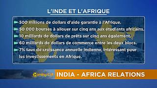 India-Africa relations [The Morning Call]