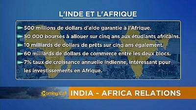 Relations Inde-Afrique [The Morning Call]
