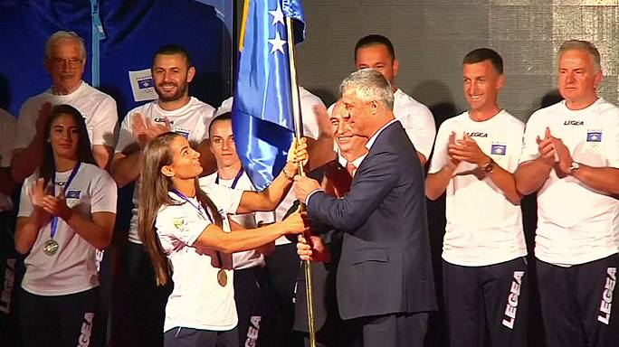 JO : Grande première pour le Kosovo