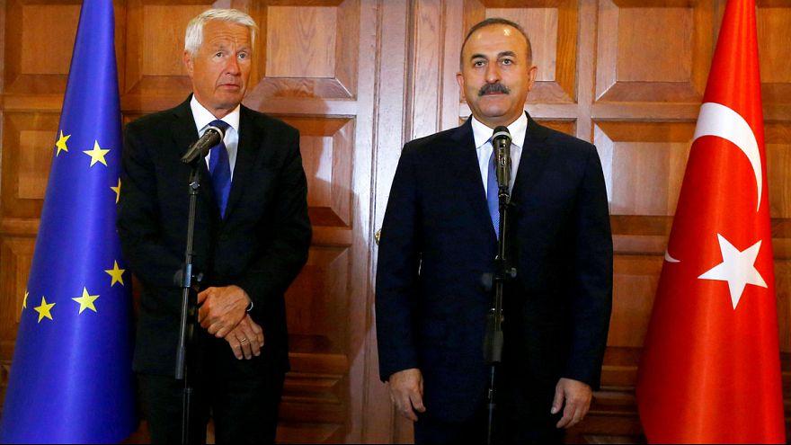 Az Európa Tanács főtitkára elítélte a török puccskísérletet