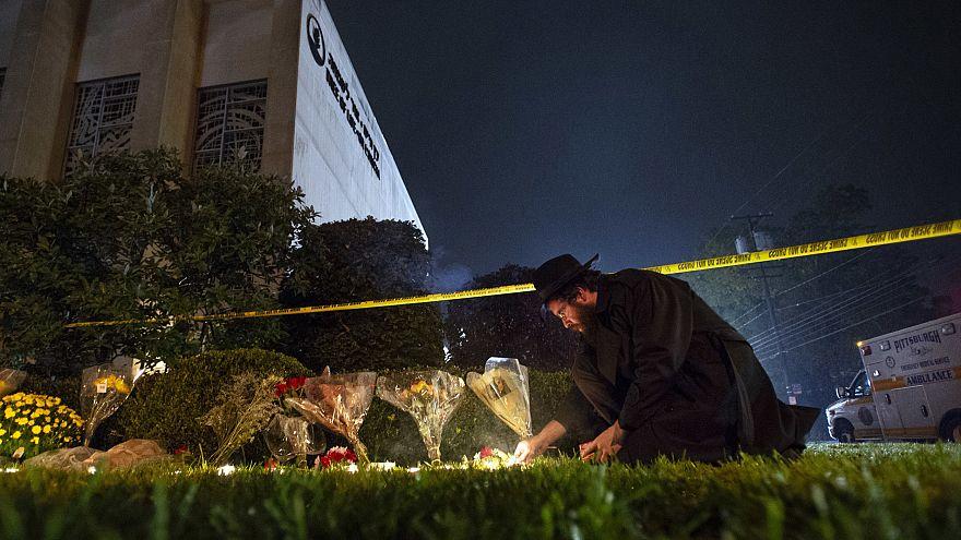 Image: Tree of Life Synagogue shooting