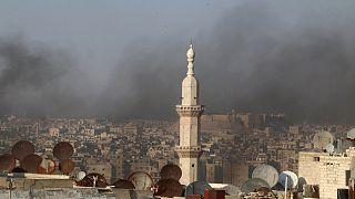 Непрекращающаяся война разрушила Сирию