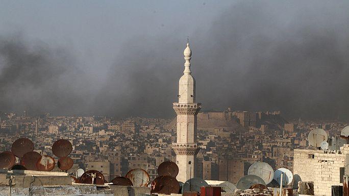 تداعيات الصراع في سوريا