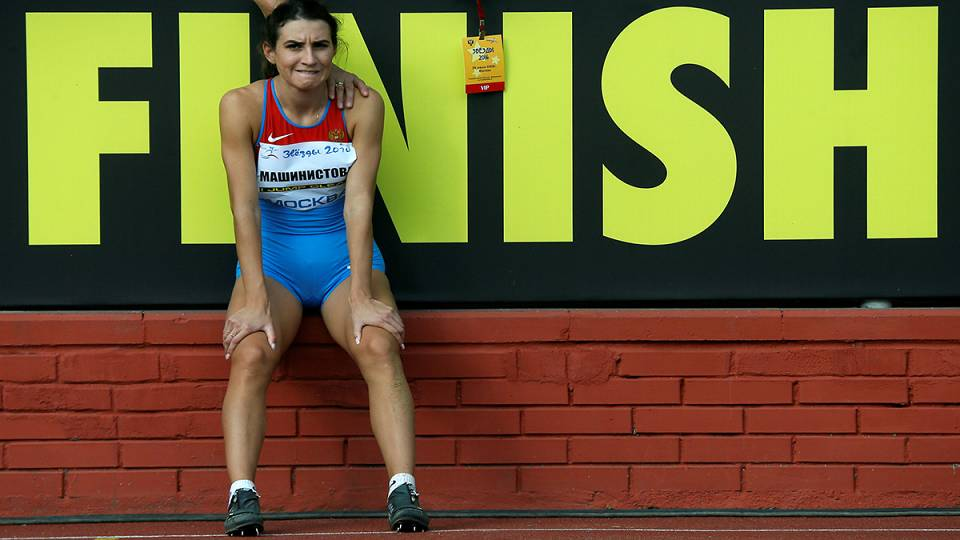 The Olympic fallout over a doping scandal