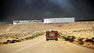 Libya's oil corporation wary of deal to re-open blockaded oil ports