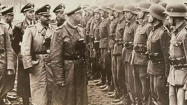 Hitler henchman Himmler's diary extracts found