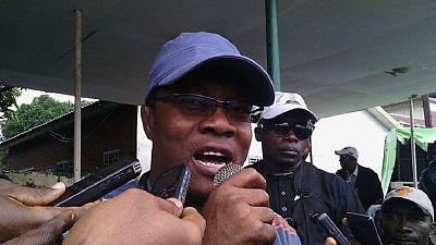 Ousmane Gaoual Diallo toujours maintenu en détention