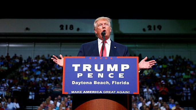 Nem elégedett a republikánus pártelit Donald Trumppal