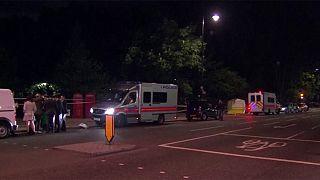 یک زن در حمله با چاقو در لندن کشته شد