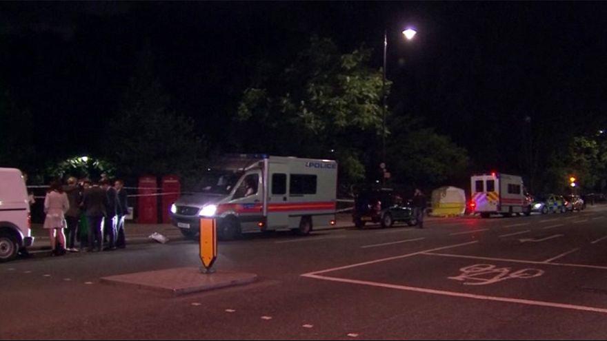 Londra'da bıçaklı 'terör' saldırısı