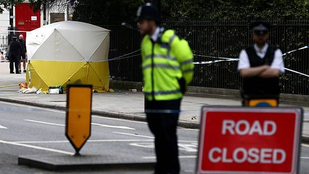 One woman dead and five injured in central London knife attack