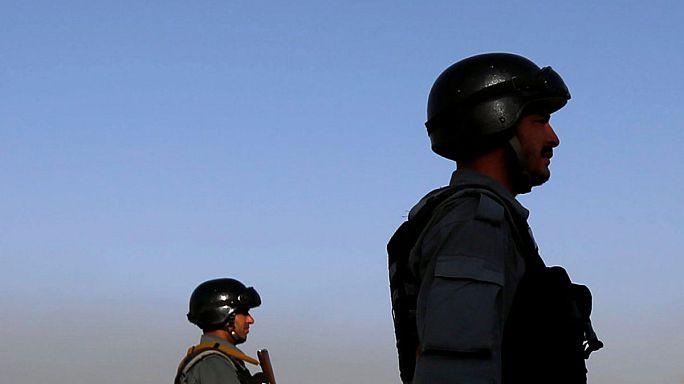 Külföldi turisták konvoját érte rakétatámadás Afganisztánban