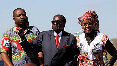 Zimbabwe's ruling Zanu-PF expels embattled war veterans and 5 others